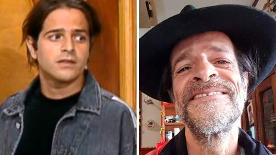 Felipe Martins interpretou Tato em 'A Viagem'