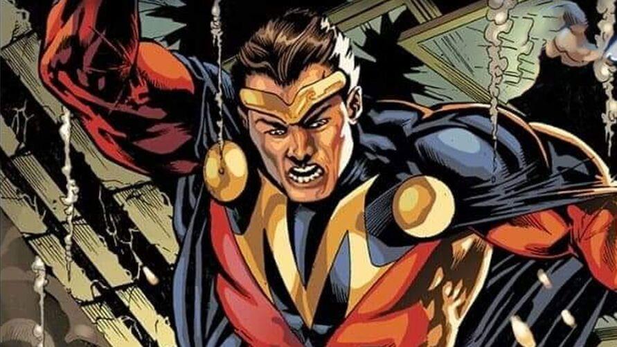 Detalhe da capa da edição Premium de O Poderoso Maximus