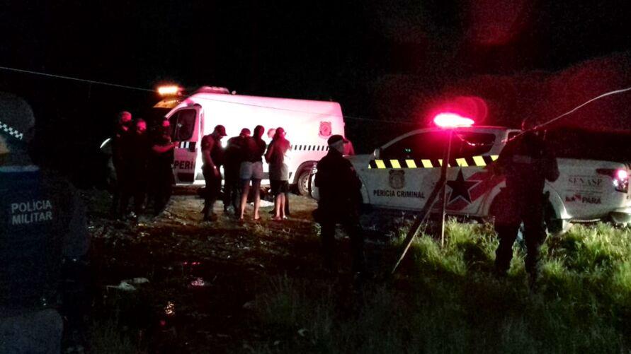 Crime aconteceu em um local de difícil acesso entre a divisa dos bairros Barreiro e Sacramenta, em Belém.