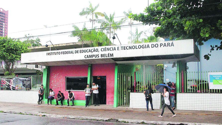 As oportunidades são para vários campi espalhados pelo interior do Pará, inclusive a capital, Belém