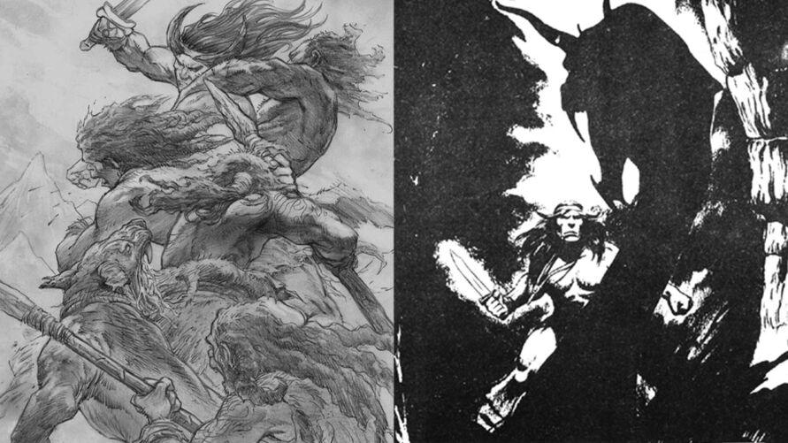 """Imagem ilustrativa da notícia: Clássico dos anos 80, """"Zamor, o Selvagem"""" volta em edição especial"""