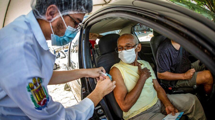 Imunização para esse público terá três dias na capital