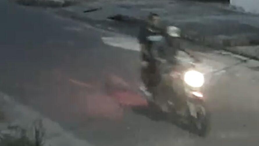 Imagem ilustrativa da notícia Imagens de criminosos que mataram policial em Icoaraci são divulgadas