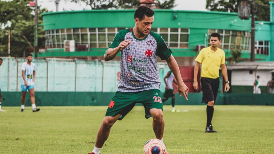 Eduardo Ramos está confirmado no time que entra em campo amanhã