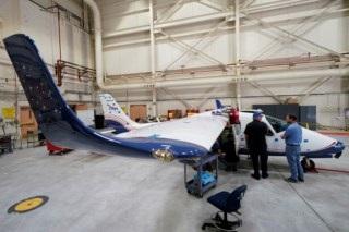 Construção do X-57 pode encorajar a indústria para os aviões elétricos