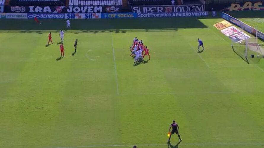Imagem ilustrativa da notícia STJD indefere pedido do Vasco para anulação de jogo contra o Inter