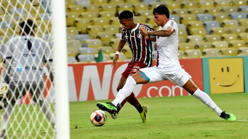 Imagem ilustrativa da notícia Fluminense estreia no Cariocão com derrota em casa para o Resende