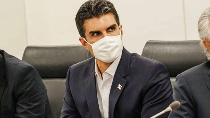 Governador ressaltou também que o Pará continuará recebendo as doses de vacinas do Governo Federal.