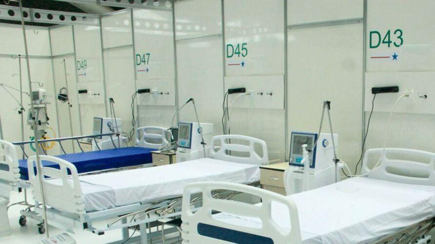 Números mostram resultado nas ocupações de leitos clinicos da covid-19