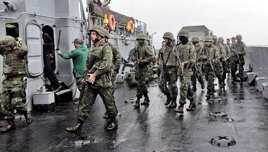 Imagem ilustrativa da notícia: Marinha abre inscrição para 960 vagas de Fuzileiro Naval e lotação em Belém