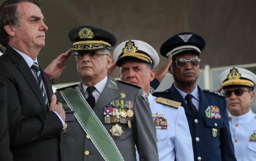 Imagem ilustrativa da notícia Militares comandam 16 estatais e recebem até R$106 mil de salário