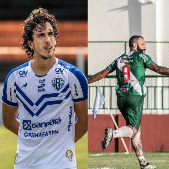 Nicolas e Paulo Rangel são as esperanças de gols para o jogo de amanhã.