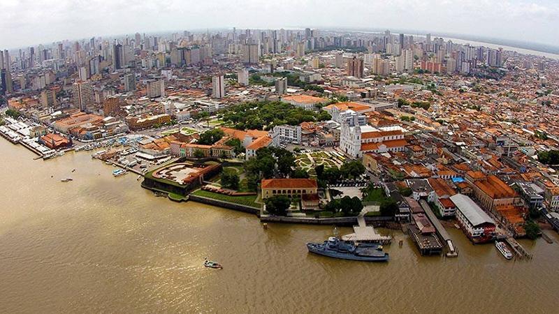 No setor de Serviços, a capital, Belém, aparece em 13º lugar no ranking dos 100 municípios, considerando os indicadores Empregos e Crescimento do Estabelecimento