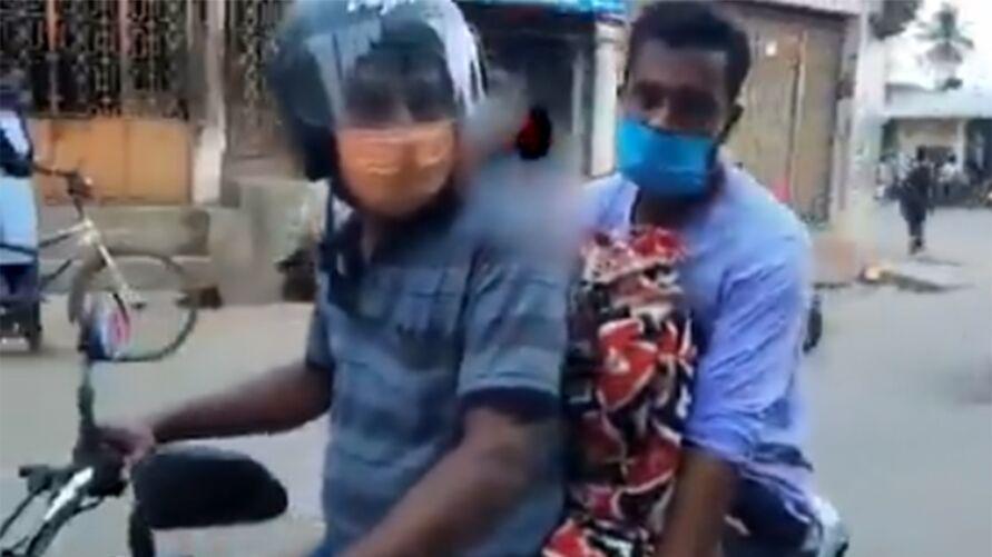 A Índia vive um colapso com recordes de morte por Covid-19
