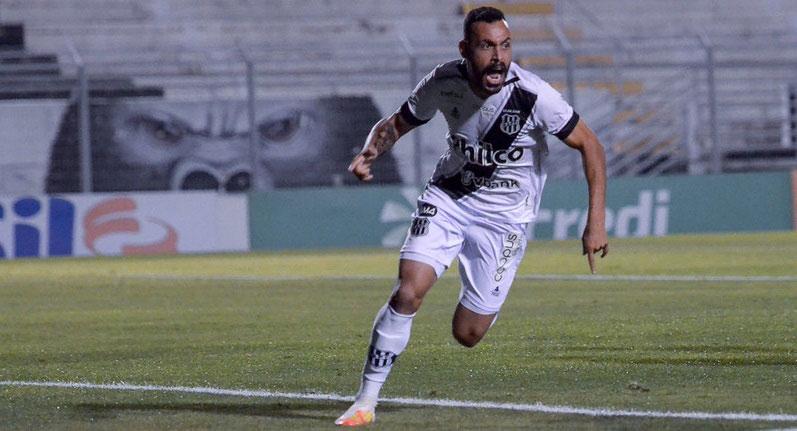 Moisés é um dos principais jogadores da Ponte no Paulistão e estará presente na série B do Brasileirão.