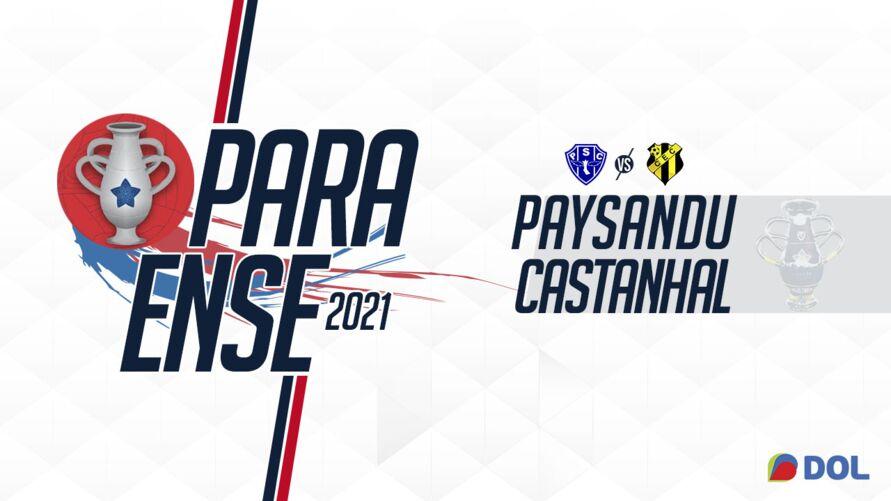 Papão e Japiim disputam vaga na grande final do Paraense 2021.