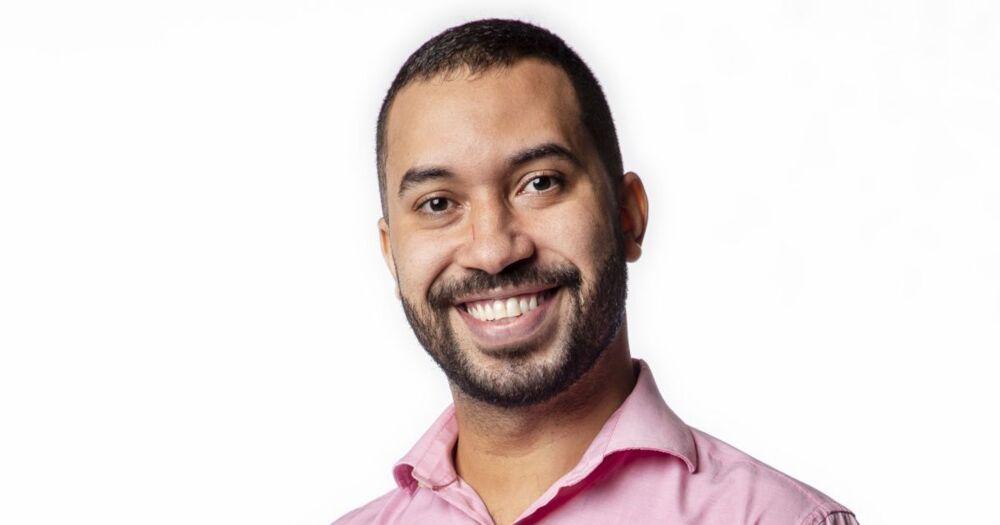 O ex-bbb Gilberto Nogueira.