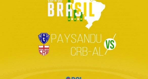 Imagem ilustrativa da notícia Acompanhe o pré-jogo de Paysandu X CRB-AL