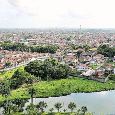 Município integra a Região Metropolitana de Belém (RMB) e é o segundo maior colégio eleitoral do Pará.
