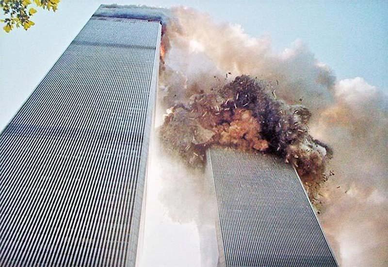 Veja fotos raras do atentado do 11 de setembro
