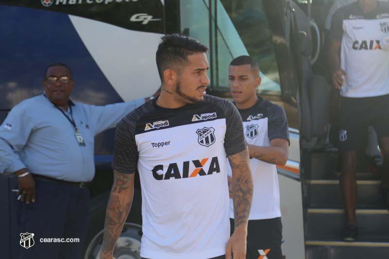 Veja trajetória do paraense Leandro Carvalho no Ceará