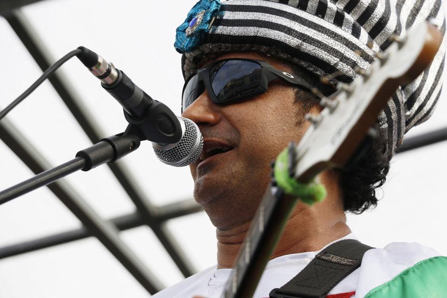 O fervo do Carnaval na Cidade Velhaneste domingo (2)