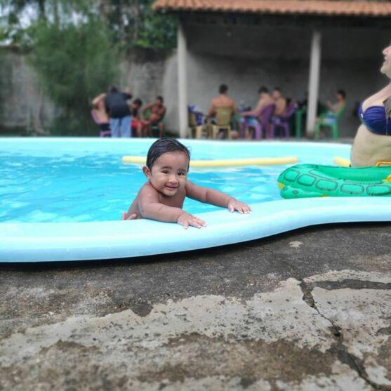 Verão do BABY DOL: Veja a galeria dos internautas mirins