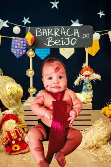 Arraiá do BABY DOL: Veja a galeria dos internautas mirins