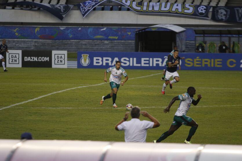 Galeria: Remo tem vitória na estreia de Bonamigo