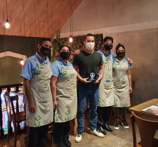 Troféu Estrela Azul premia os melhores da gastronomia paraense