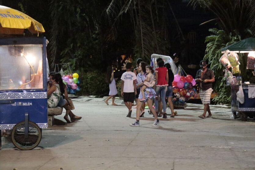 Veja a movimentação em Belém no feriado de Tiradentes