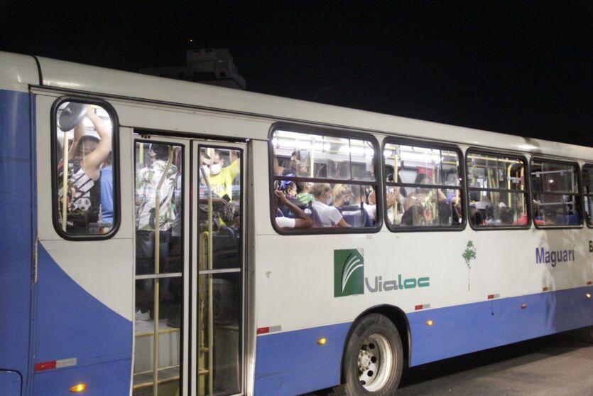 Toque de recolher: veja imagens da sexta-feira (5) em Belém