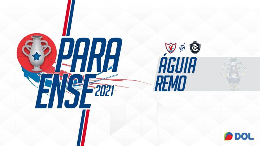 Azulão e Leão disputam a vitória no encerramento da rodada do Parazão 2021