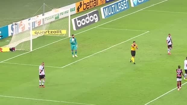 Imagem ilustrativa do vídeo: Perdeu? Veja os gols da vitória do Flamengo sobre o Vasco