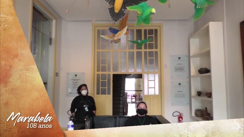 Imagem ilustrativa do vídeo: Marabá 108 anos: Conheça o Palacete Augusto Dias