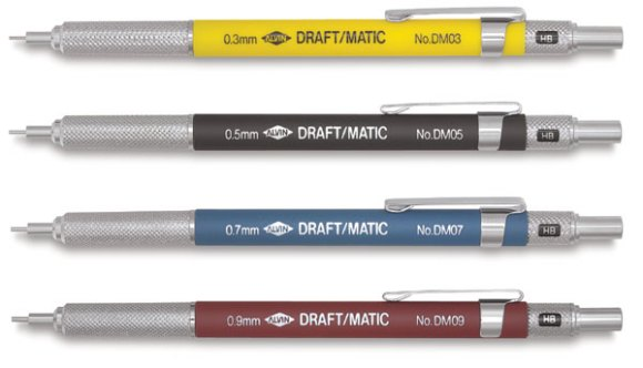 Alvin Draft/Matic Pencil - BLICK art materials