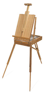 Convertible Studio Easel (Plein Air Easels by Jullian)