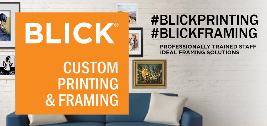 Blick Framing Supplies | Framess.co