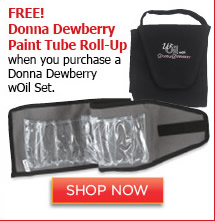 Donna Dewberry wOil Set