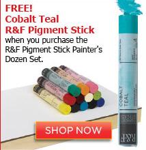R&F Pigment Stick