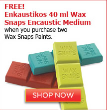 Wax Snaps Paints