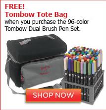 Tombow Dual Brush Pen Set