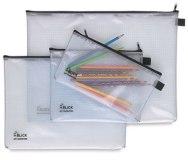 Blick Mesh Zipper Bags, 9-1/2&quot x 7-1/2&quot