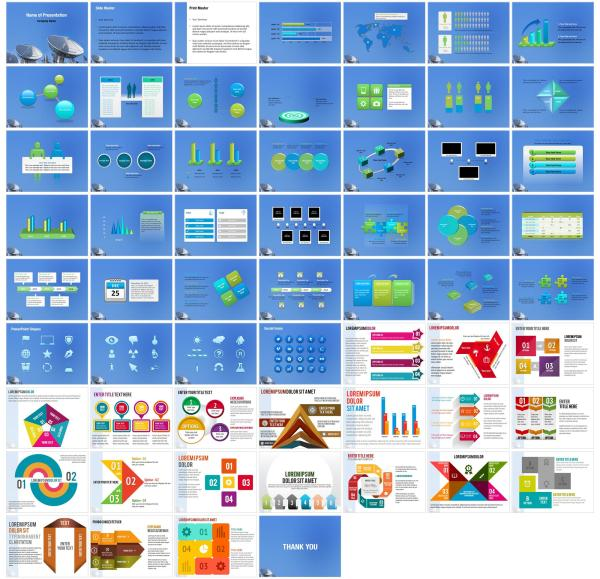 listening To Sky PowerPoint Templates - listening To Sky ...