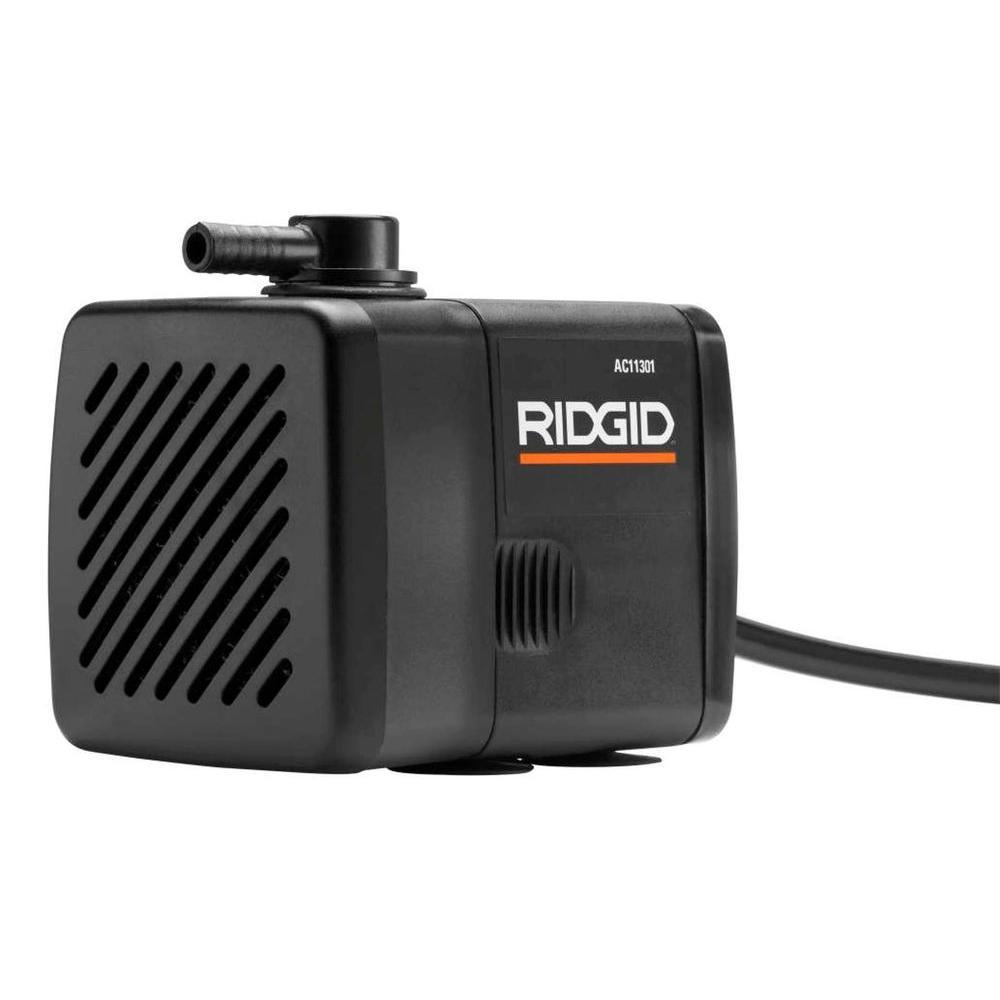 ridgid replacement submersible water