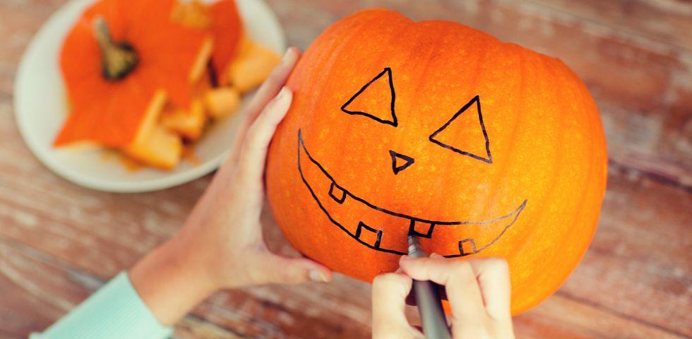 Come Intagliare La Zucca Di Halloween Diredonna