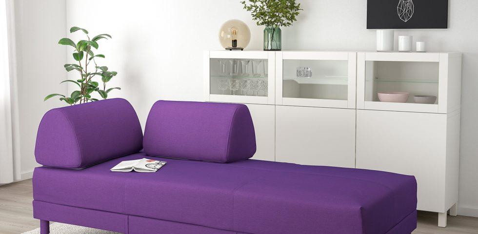 5 Divani Letto Ikea Per Colorare Il Soggiorno Novità 2020
