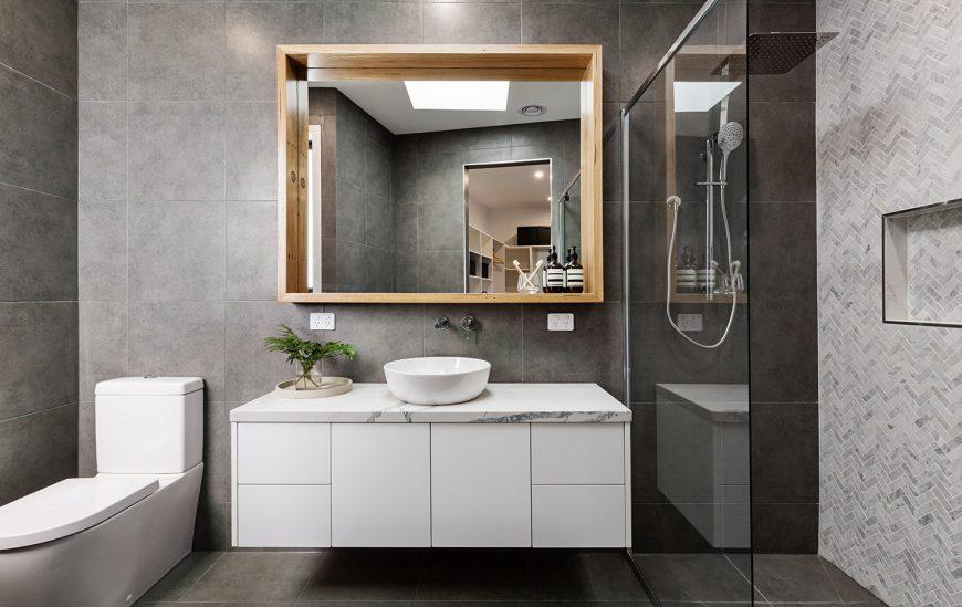 install a bathroom vanity ross s