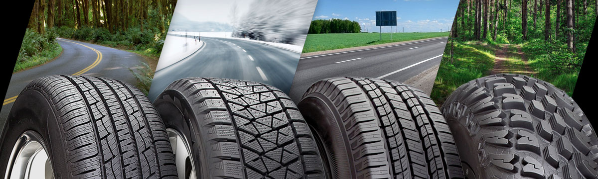 Tire Types   Different Types of Tires   Discount Tire
