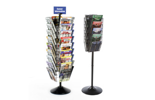 Magazine Racks For Sale Periodical Display Stands Amp Holders